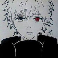 ken kaneki/tokyo ghoul