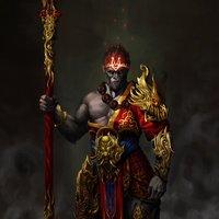 Sun Wukong (Acabado)
