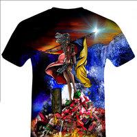 Diseño de Estampado para camisetas