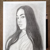 Retrato de rostro femenino vol.02