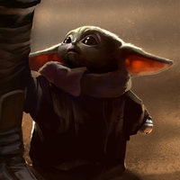 Baby Yoda &The Mandalorian