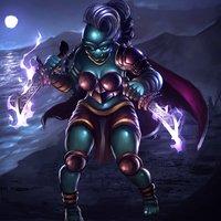 Ghrall Orzha del Vertiente Purpura