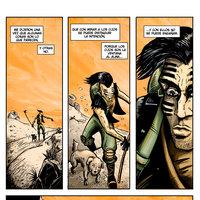 Paginas de Comics: Sobrevivientes del Fin del Mundo
