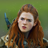 Ygritte fan art