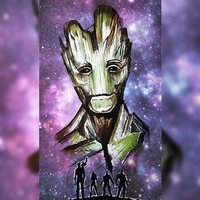 I am Groot! :D