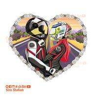 Motorcyclist Love