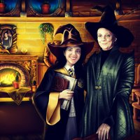Mi Hermana en Hogwarts