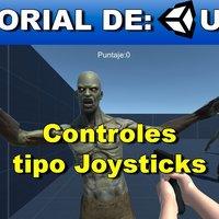 Unity | Botones Joystick para moviles