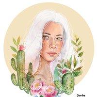 La chica cactus
