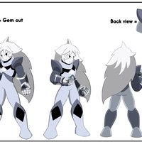 Steven Universe Gemsona Quartz