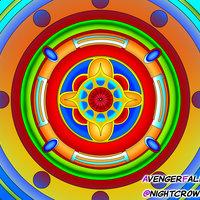 Fondo de pantalla digital Mandala