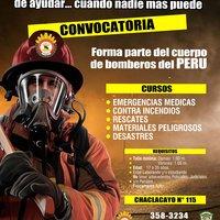 Bomberos del Perú - Bomba Nº115 - chaclacayo
