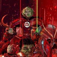 El Gran Héroe Americano mata al Universo Marvel