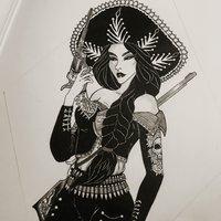 Hija del Charro Negro