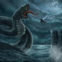 Thor vs Jörmundgander
