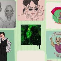 Dibujos de portfolio 3