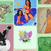 Dibujos del portfolio 2