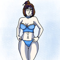 Mei Pinup