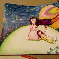Liliana meine shone freudin unter der allmacht des Saturn
