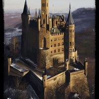 Estudio de castillo