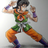 Yamcha a color