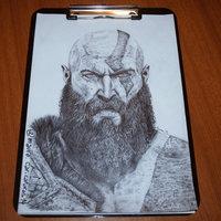 Retrato de Kratos