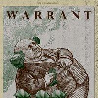 WARRANT - Single Poster