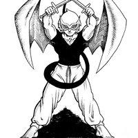 Diseño de personaje - El demonio