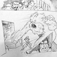 Comic Sketch - Mis aventuras en Barovia