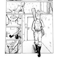 Cómic - Arriving (4 primeras páginas)
