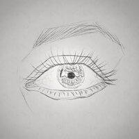 Tutorial Como Dibujar un Ojo