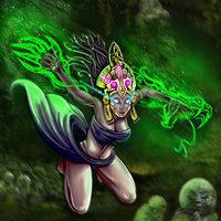 Sacerdotisa de Jade