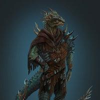 Rogue Dragonborn