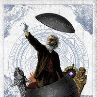 Viajes en el Tiempo - Póster Ilustrado