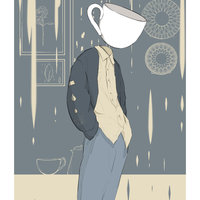 Lluvia de cafe