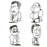 Los viejos de la oficina