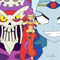 Shantae Bosses ( proceso )