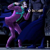 Joker enfrenta a Batman