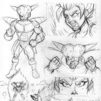 Dragon ball Z Xenoverse fanfiction