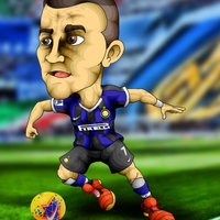 Alexis Sanchez (Inter de Milan)