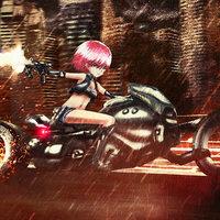 Midnight Rider by SilentProphet