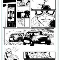 sampler de Spiderman -Antonio Diaz