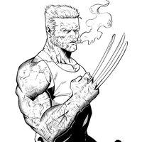 Wolverine -Antonio Diaz