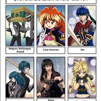 Six fan Art