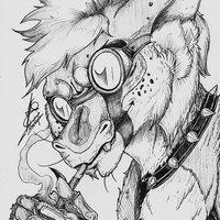 43 ava Comisión: Goggles y tabaco.