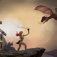 Llegada del dragón