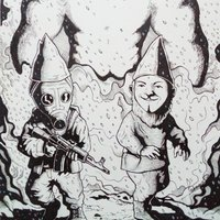 Yeti Épico, Gnomo de Chernobyl y Gnomo Anonymous