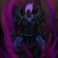 Demonio de 4 brazos