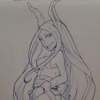 Mirko sketch #2