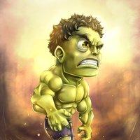 Hulk Chibi